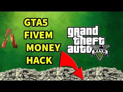 FiveM Money Glitch 2019
