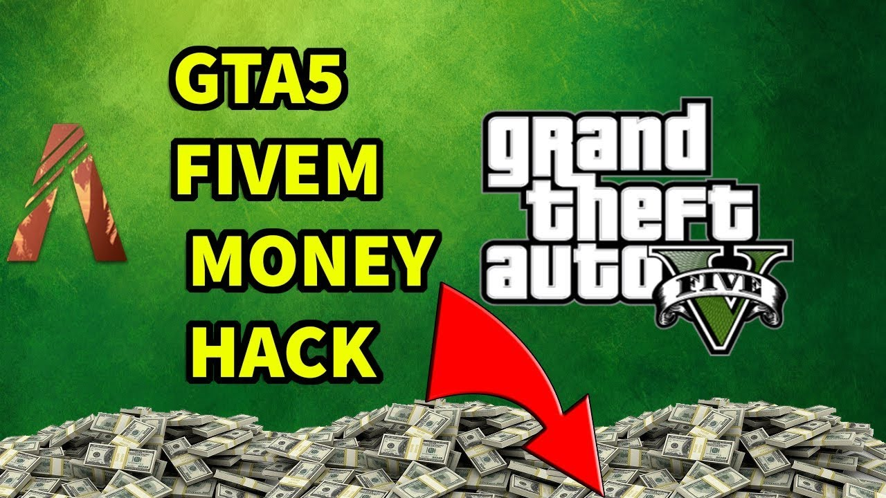FiveM Money Glitch 2019