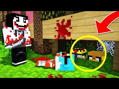 NO JUEGUES MINECRAFT LA NOCHE DE HALLOWEEN (JEFF THE KILLER TE ENCONTRARÁ)