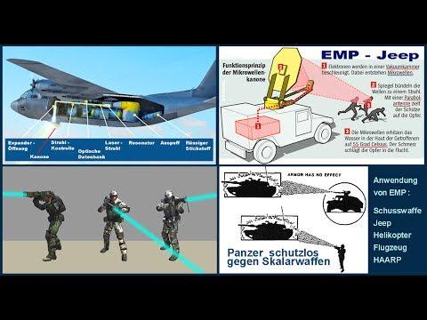 NWO Waffen - HAARP Bewusstseinskontrolle und Psychotronik