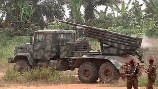 DR Congo troops launch operations against Islamist rebels
