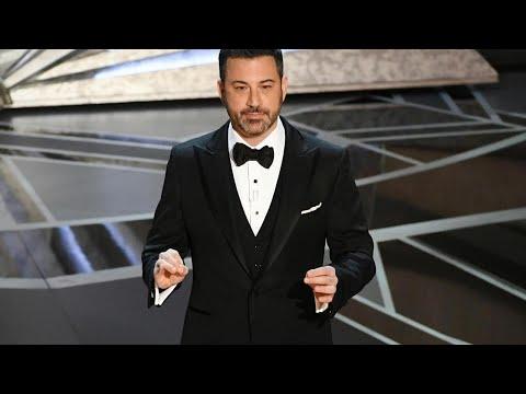 Oscars 2018: Jimmy Kimmel