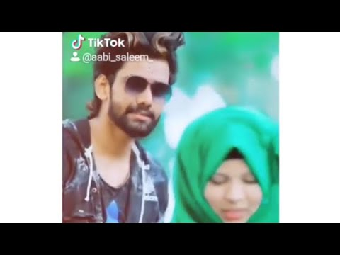 aabi Saleem | Malayalam Whatsapp status video | Mappila song 2018-19 | Allah avalente pennaganeme |