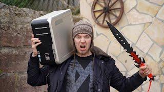 Wie STABIL ist ein PC?! - Experiment