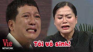 TẤN BI KỊCH: Không thể có con, Trường Giang khóc sưng mắt đuổi cổ vợ Lâm Vỹ Dạ ra khỏi nhà   KTTD