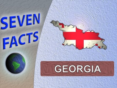 7 Facts about Georgia
