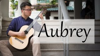 Aubrey - David Gates (Bread) Guitar Solo played by Kevin Loh (15)