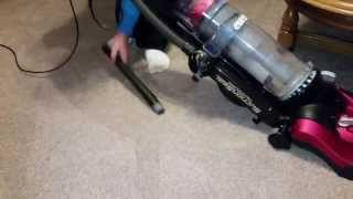 Eureka 2.0 suction seal vacuum first test+problem