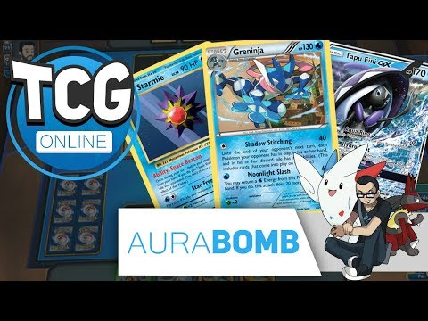 POST ROTATION Greninja Break, STILL A BEAST | PTCGO Live STANDARD #173 w/ AuraBomb