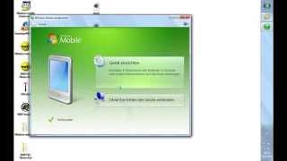 Windows Mobile 6.5 ROM auf das Samsung i900 OMNIA Flashen
