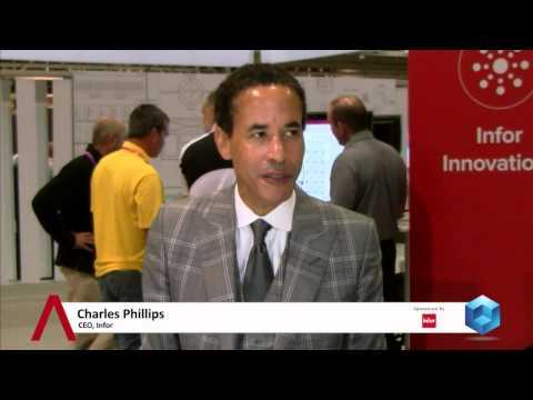 Charles Phillips - Inforum 2014 - theCUBE