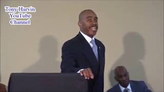 Apostle Gino Jennings - Speaking about Donald Trump