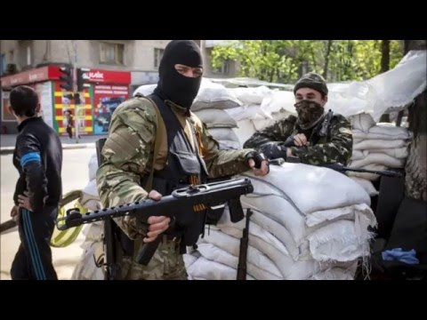 World War 1 and World War 2 Weapons in Ukraine Conflict
