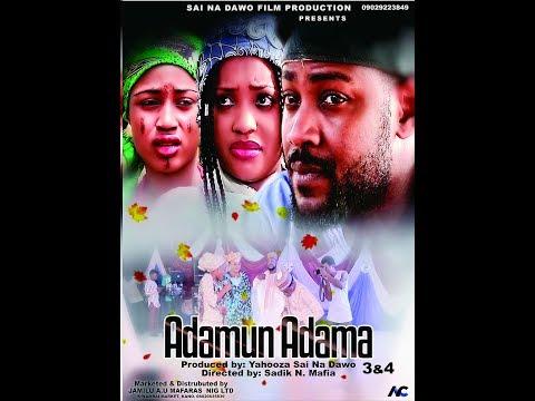 ADAMUN ADAMA 3&4 LATEST HAUSA MOVIE thumbnail