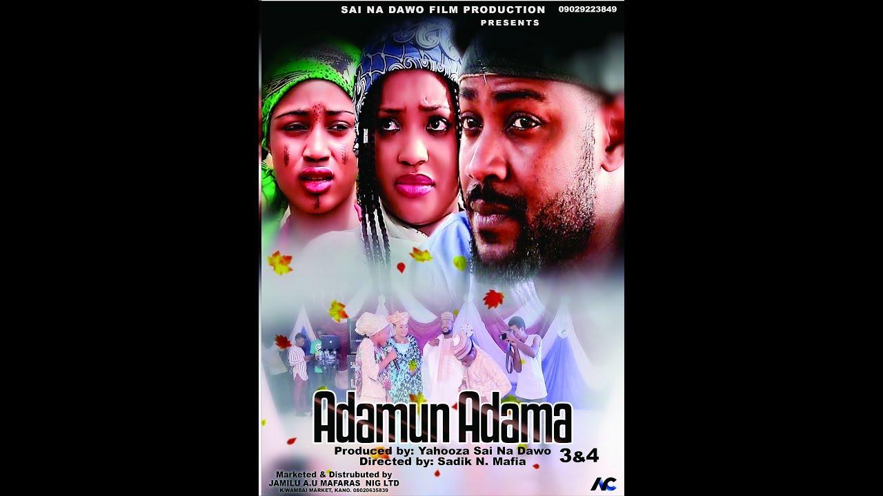 Download ADAMUN ADAMA 3&4 LATEST HAUSA MOVIE