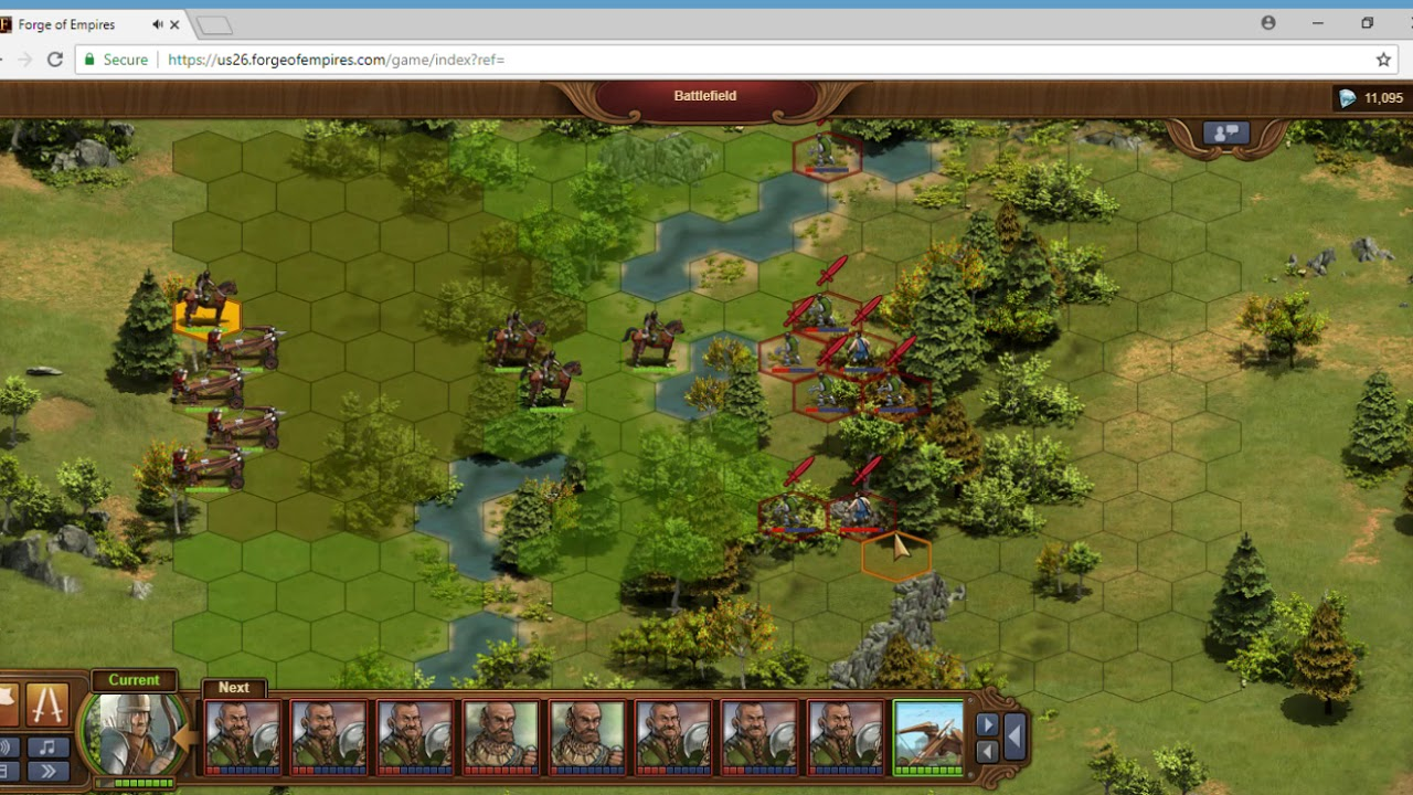 forge of empires dk