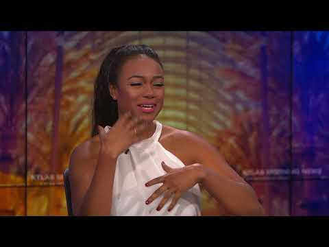 Tatyana Ali Spills on the Christmas Controversy with Shooting New Lifetime Movie