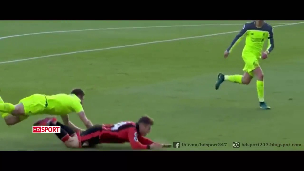 Download AFC Bournemouth vs Liverpool 4-3 All Goals HD - EPL 4-12-2016