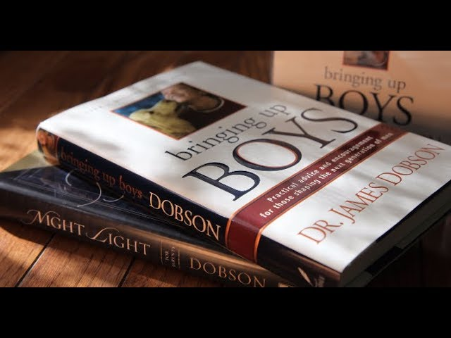 Bringing Up Boys with Dr. James Dobson's Family Talk