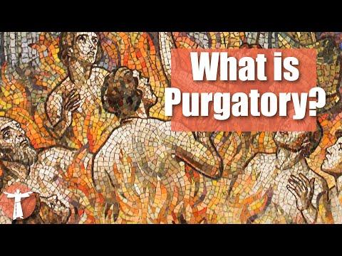 Did Catholics Make Up Purgatory?
