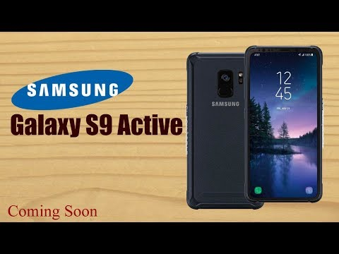 Samsung Galaxy S9 Active - Full Phone Specifications