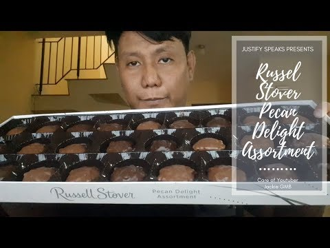 Russel Stover Pecan Delight Assortment Chocolates from Jackie GMB