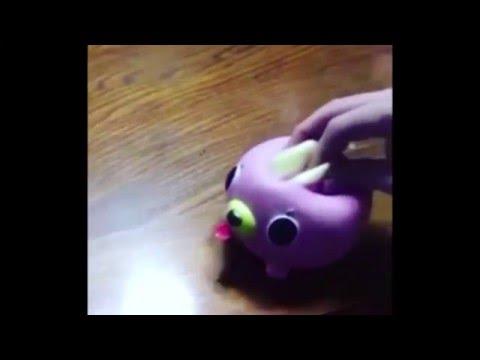 Dog Toy Explosion Vine