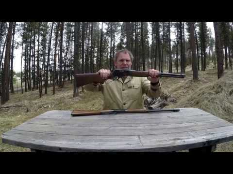 Lever Action Rifles: Winchester .30-30 vs Marlin .30-30