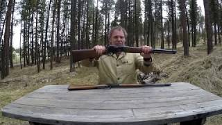 Lever Action Rifles Winchester .30 30 vs Marlin .30 30