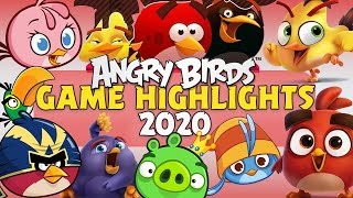 Angry Birds | Games Highlights 2020!
