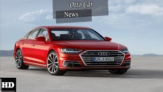 HOT NEWS  !!!  2018 Audi A8 L   First Impression  Design and Price