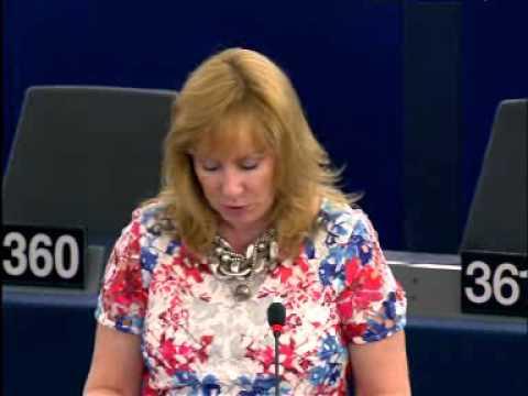 Janice Atkinson MEP on TTIP