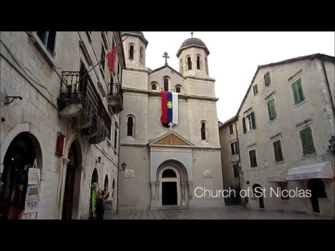 Kotor and the Bay of Kotor - Montenegro, HD Video Tour