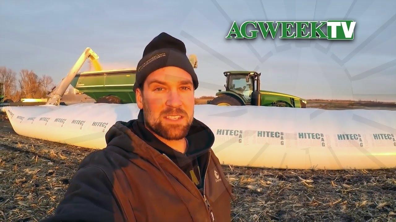 Agweektv Mn Millennial Farmer Youtube