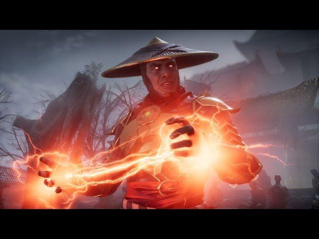 Mortal Kombat 11: Story Mode Chapters 1-3
