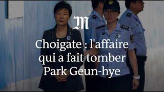« Choigate » : l'affaire qui a fait tomber la présidente sud-coréenne
