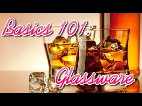Rockstar BarGirl: Basics 101 Glassware