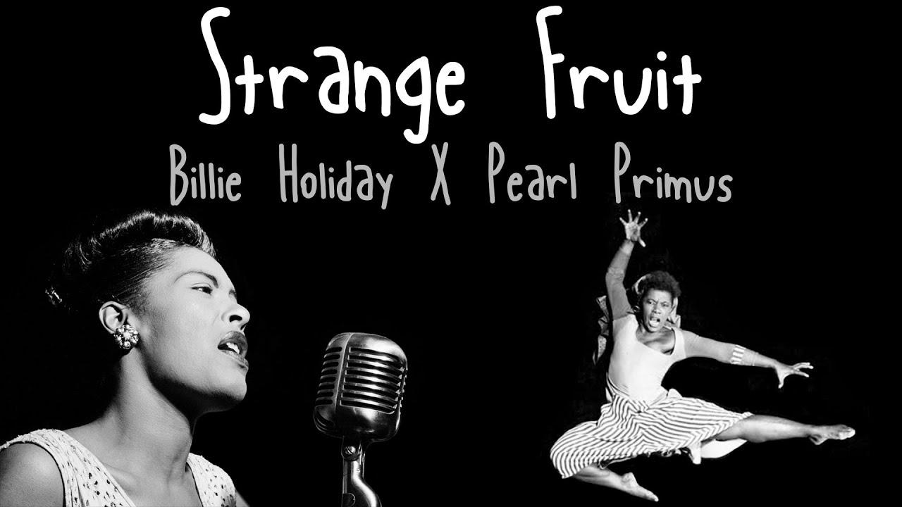 pearl primus strange fruit