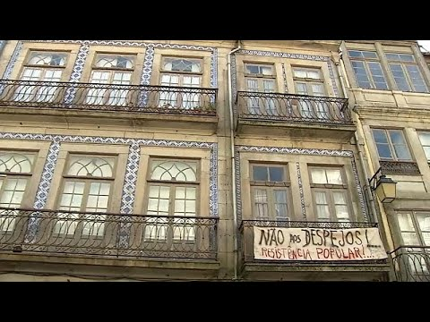 Lisbon landlords evict local residents in favour of tourism