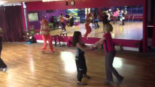 Halloween Zumba Time Warp with Nargis Dance Routine Thumbnail