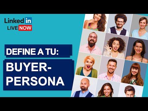 Buyer Persona - Qué es y Cómo hacerlo 🔥 𝗘𝗝𝗘𝗠𝗣𝗟𝗢 + 𝗣𝗟𝗔𝗡𝗧𝗜𝗟𝗟𝗔 para descargar