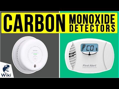 10 Best Carbon Monoxide Detectors 2020