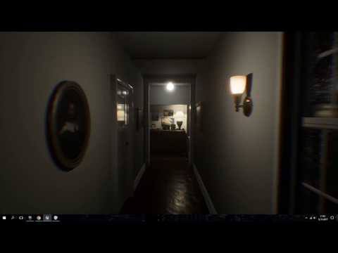 P.T. recreation on Unreal Engine 4 / WIP