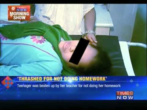 Horrific case of corporal punishment