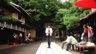 京都太秦行進曲の一部です!