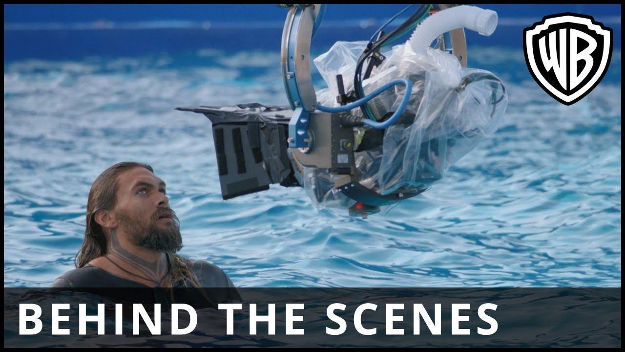 AQUAMAN – Behind the Scenes – Warner Bros. UK