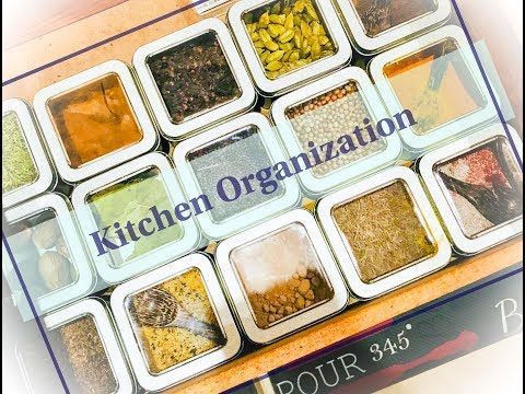 Small Kitchen Tour | Small Kitchen Organization | Indian Kitchen Tour
