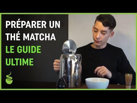 Comment préparer un thé matcha ? Le Guide Ultime !