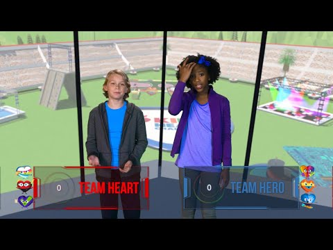 Kids Heart Challenge Main Program