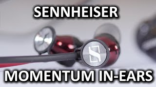 Sennheiser MOMENTUM In-Ear Headphones